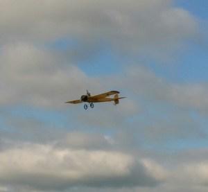 Morane Saulnier type H13