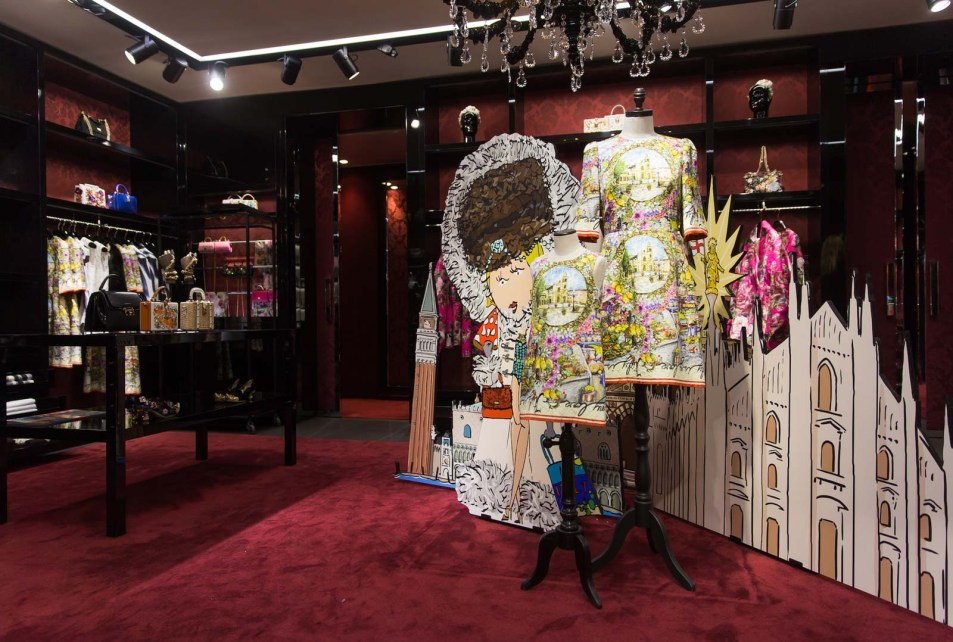 Dolce & Gabbana Event Photography in London by Cameo Photography 07