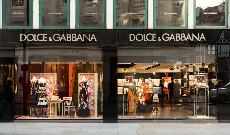 Dolce & Gabbana Italia is love event photography in London by Cameo Photography 01