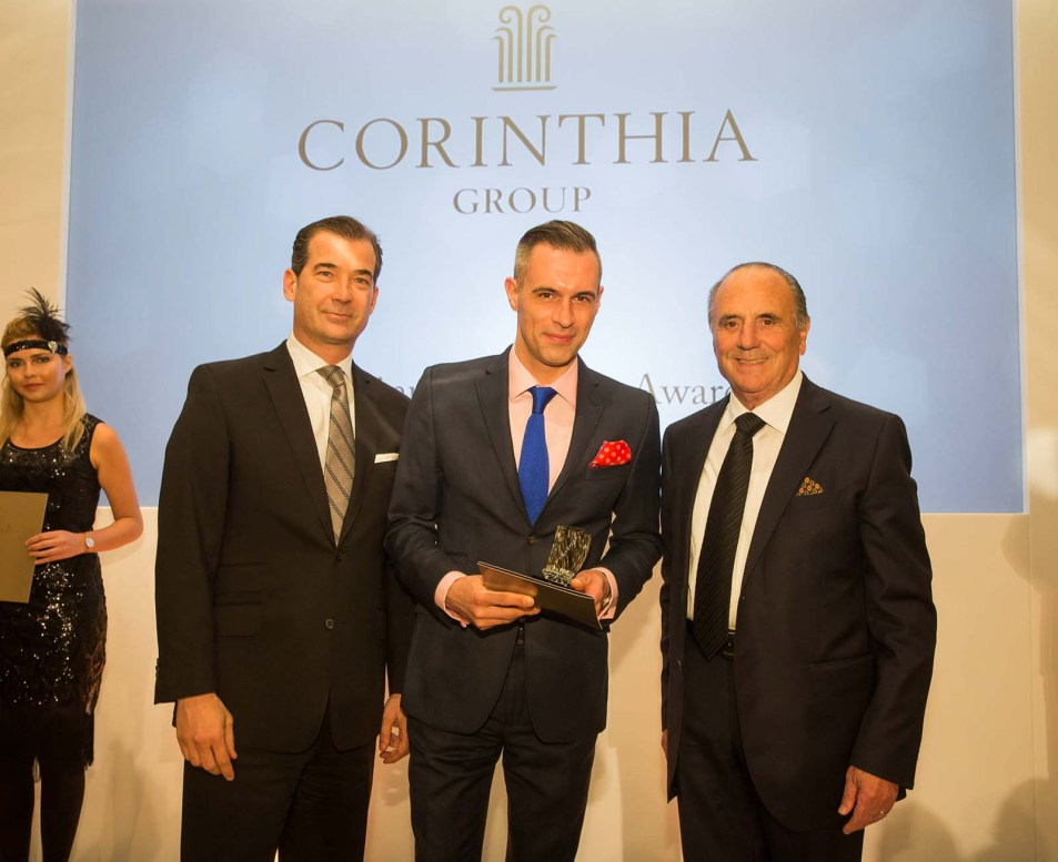 Long Service Awards Event Photography for Corinthia Hotel  by Cameo Photography London 14
