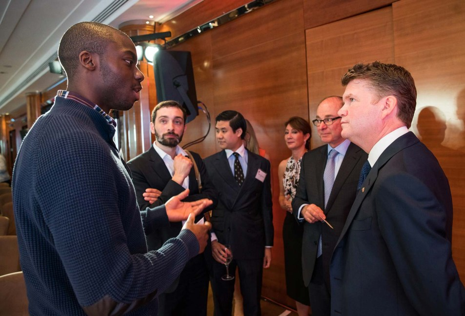 Northeaster University Young Global Leaders by Cameo Photography London 28