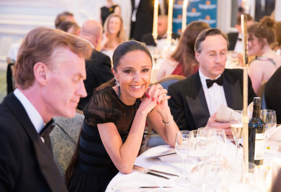 Event Photographer London Hospice UK Gala Dinner at The Savoy 14