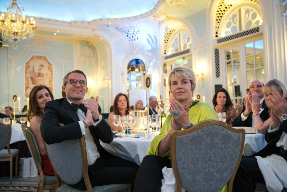 Event Photographer London Hospice UK Gala Dinner at The Savoy 18