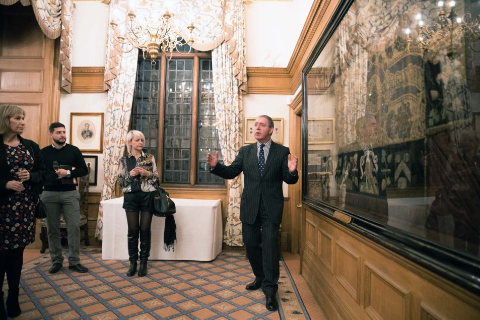 Event Photography by Cameo Photography London at Vintners Hall 10