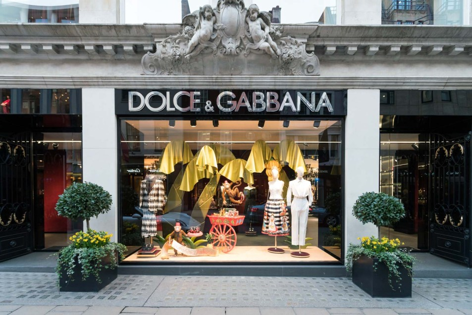 Event Photography by Cameo Photography London for Dolce & Gabbana 01