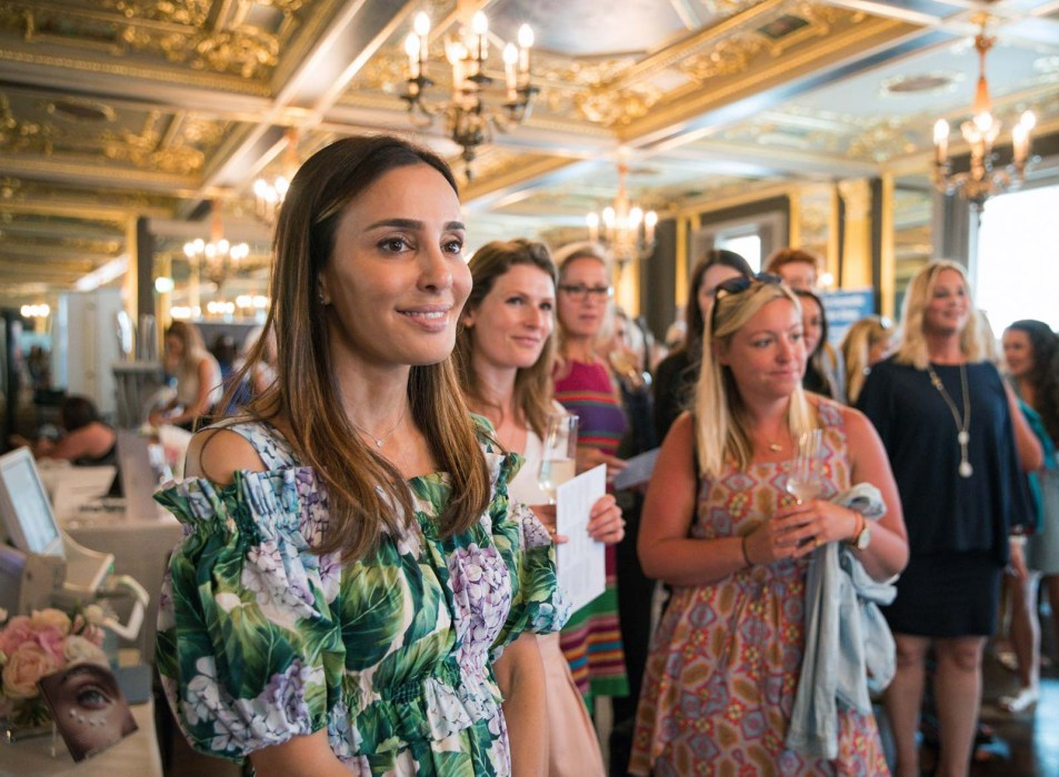 Event Photographer London at Cafe Royal for Brides Magazine 20