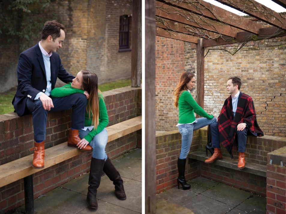 055 Cameo Photography Engagement Shoot in London