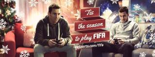 Fifa 15 Christmas Commercial Messi VS Hazard