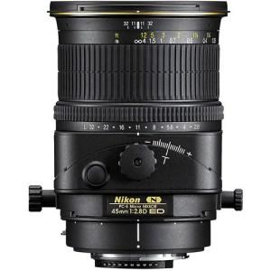 PCE45mm f:2.8D