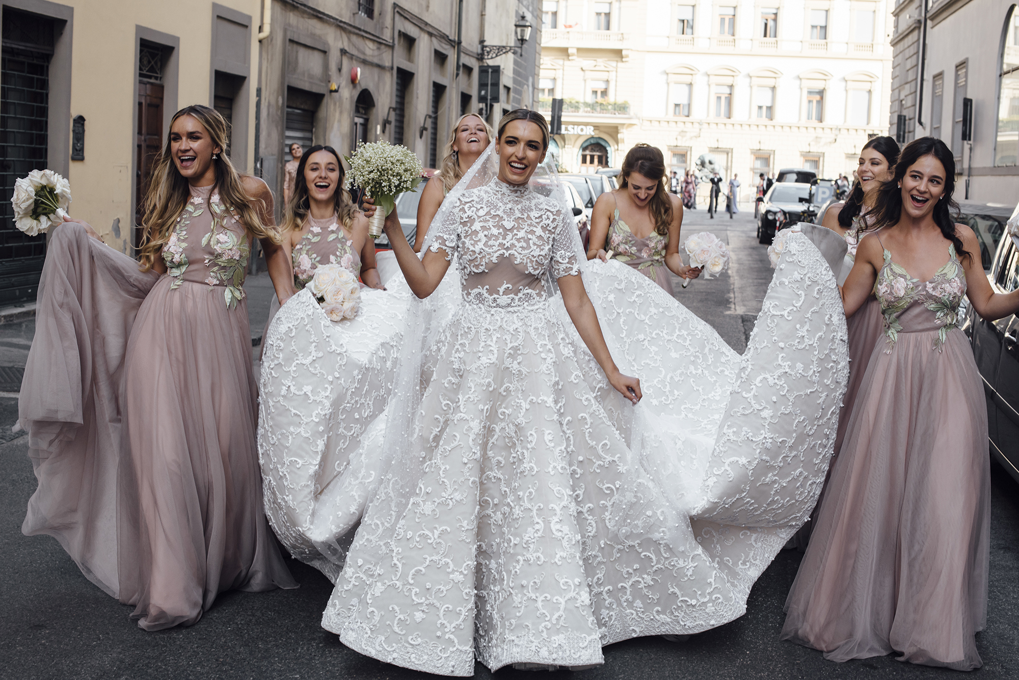 Awesome A Lot Our Carnival Dancers I Were Welcomed Bride Our Wedding Florence Part Camila Carril Dinner We Had A Few Attractions During Anthony Dancing bridal shower The Wedding Bride
