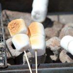 バーベキューでお試しを!焼きマシュマロ&焼くだけじゃないマシュマロアレンジ術!