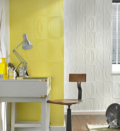 paintable wallpaper | Campbell Designs, LLC