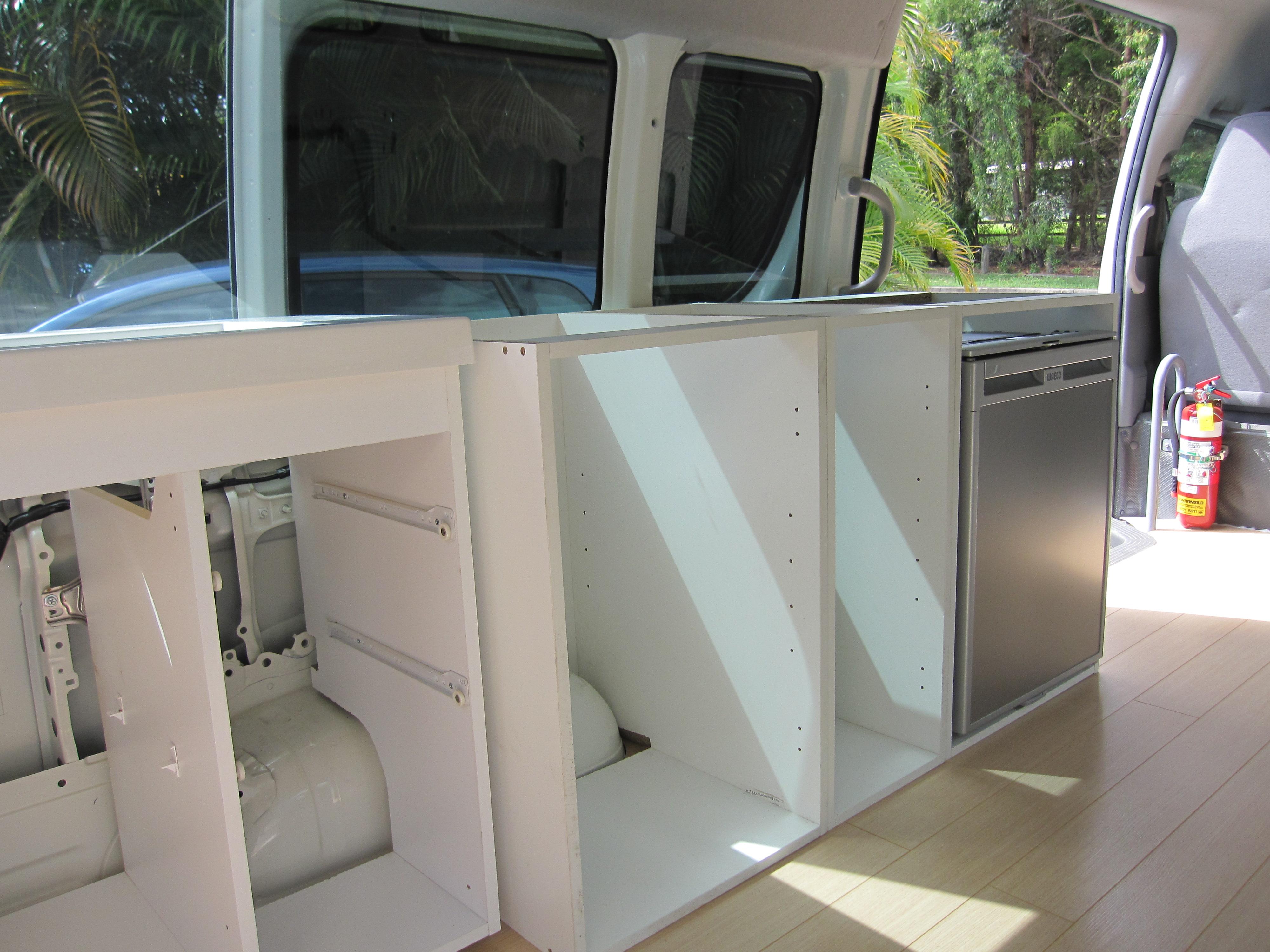 campervan kitchen and cabinets rv kitchen cabinets So