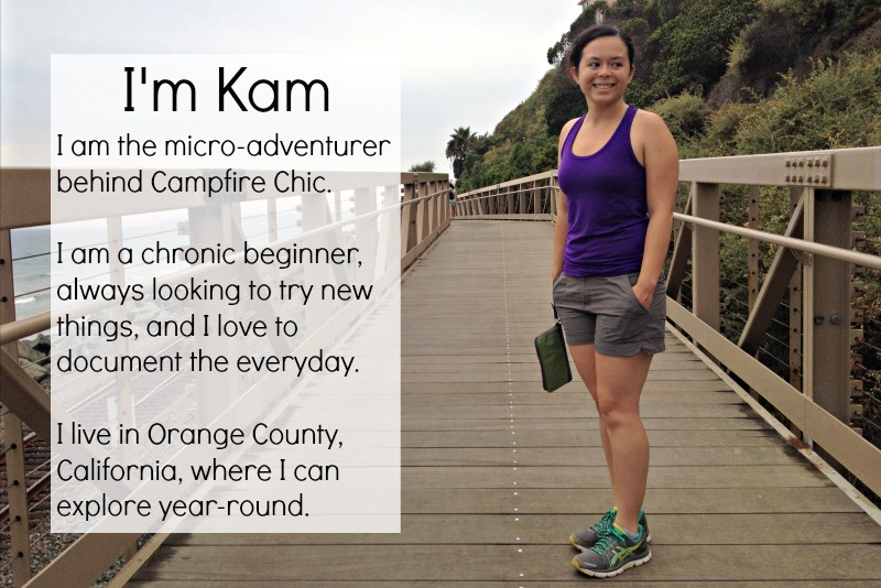 Kam of Campfire Chic - Lifestyle and Adventure Blog