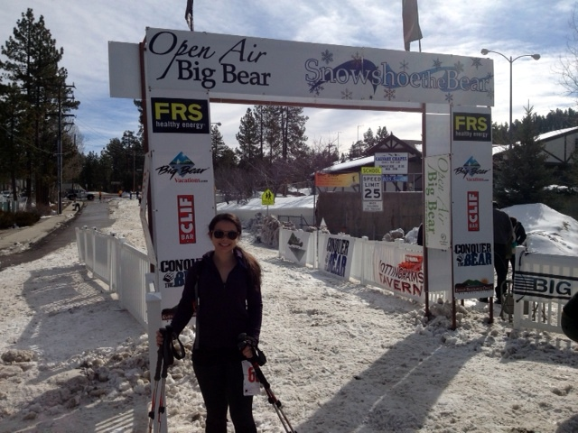 Snowshoe the Bear in Big Bear California - Campfire Chic