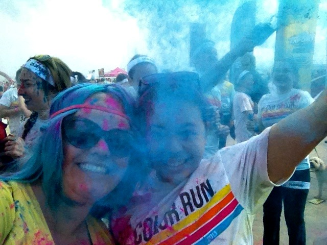 The Color Run OC 2013
