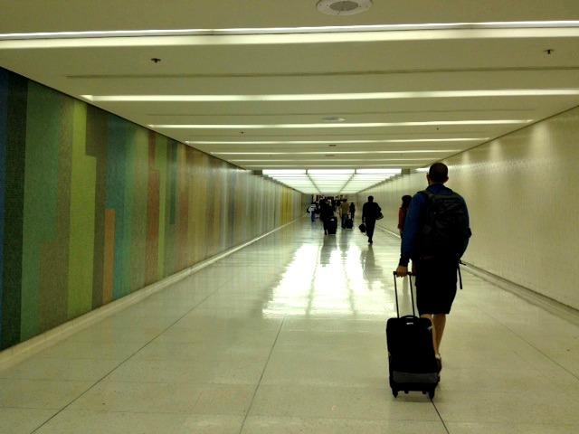 LAX Airport Terminal