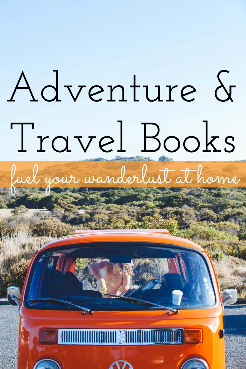 Adventure and Travel Books for Microadventurers - Campfire Chic