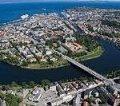 Bobilparkeringen i Trondheim
