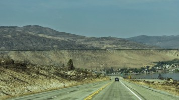 Coming into Pateros
