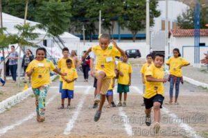 A Caravana do Esporte e a Caravana das Artes chega a Cariacica (Célia Santos/ IEE)