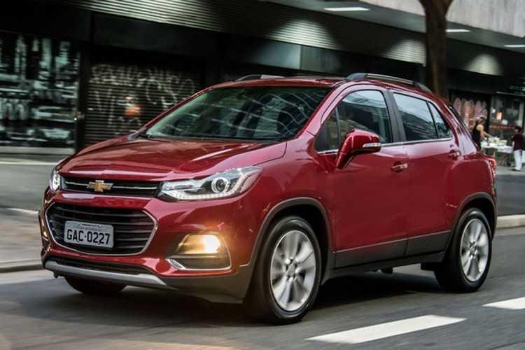 Chevrolet Tracker Premier 2018 (Foto: Divulgação)