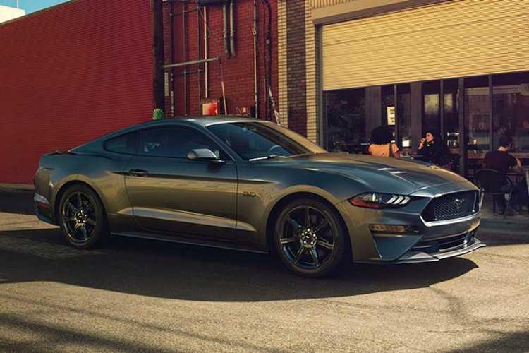 Ford Mustang 2018 (Foto: Divulgação)