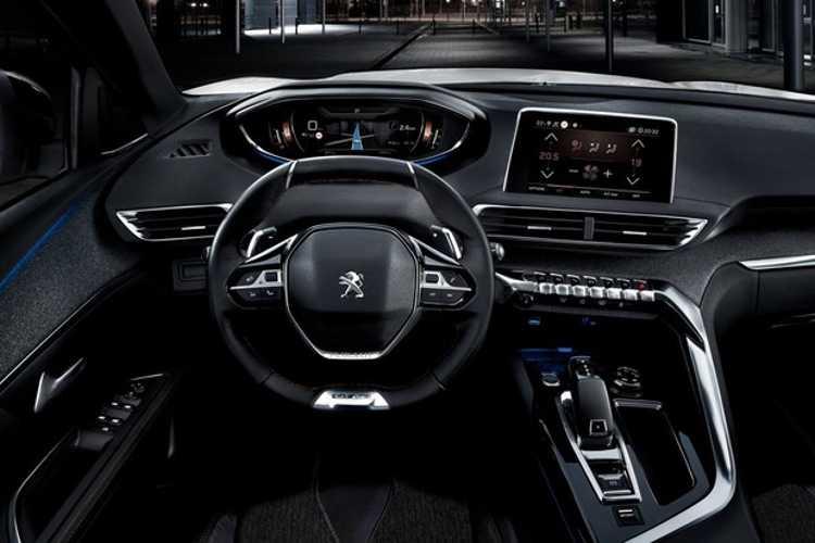 O painel também é virtualmente o mesmo i-Cockpit 2.0 encontrado no 3008 (Foto: Divulgação)