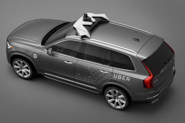 Volvo Cars fecha parceria com a Uber para desenvolver carro autônomos (Foto: Divulgação)
