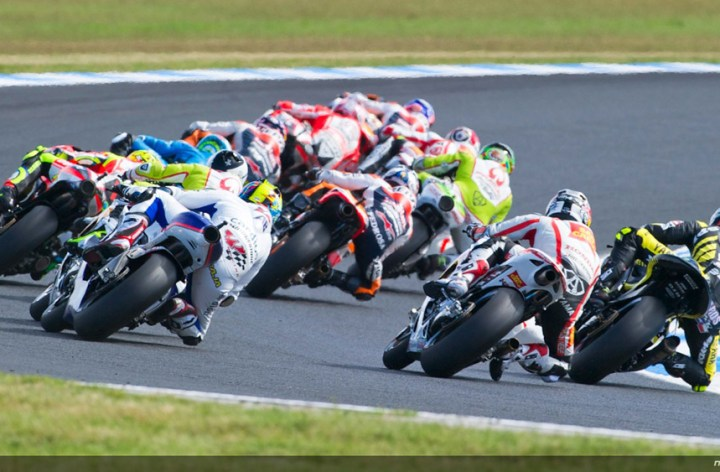 Moto GP's Fat Lady Sings