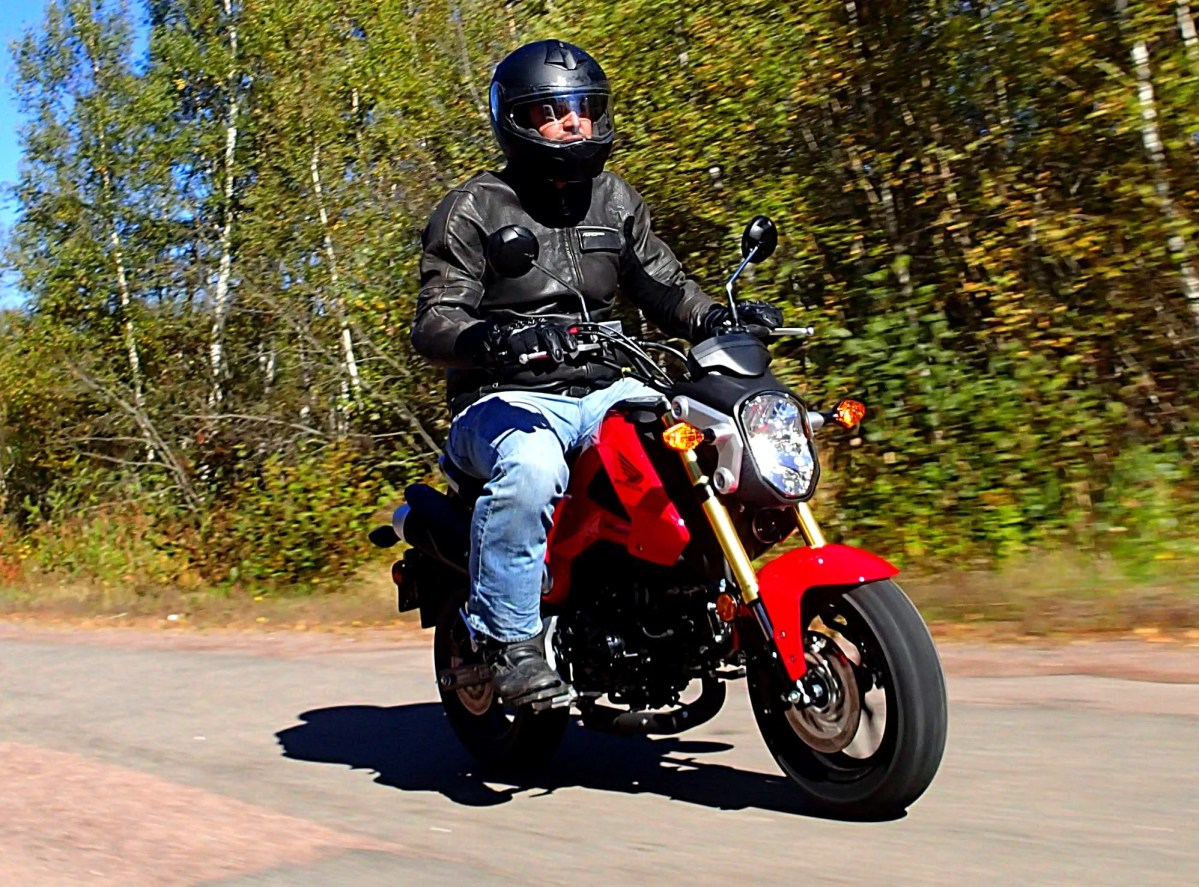 Honda Grom: World's smallest hooligan bike