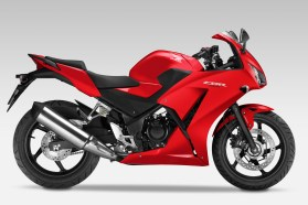 The new CBR300 is likely an indication that small-bore bikes are going to start increasing in size.