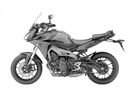 Yamaha Triple Tourer 4