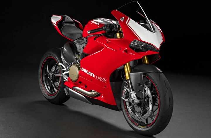 Panigale 1299: More power, more electronics