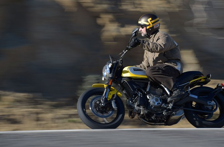 LAUNCH: Ducati Scrambler in the key of Hip