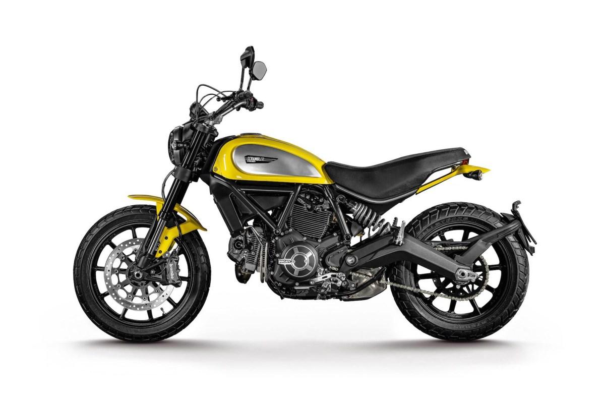 Ducati Scrambler accessories hitting the market