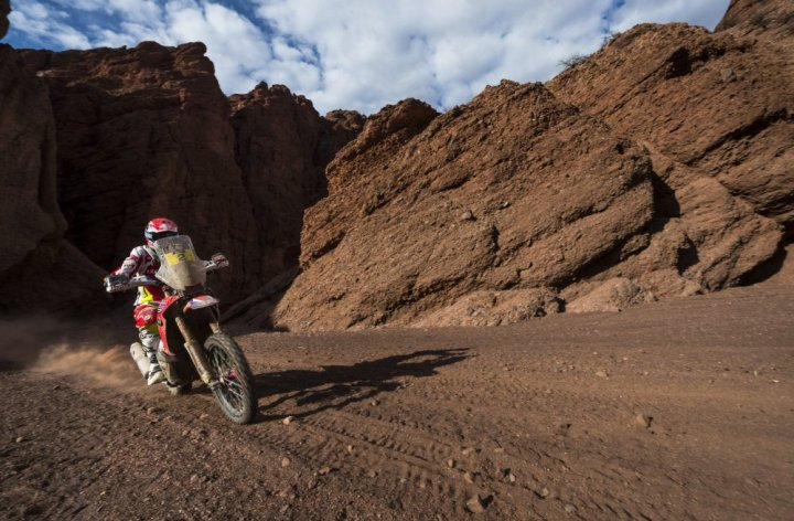 Video: Honda True Adventure teaser talks Dakar
