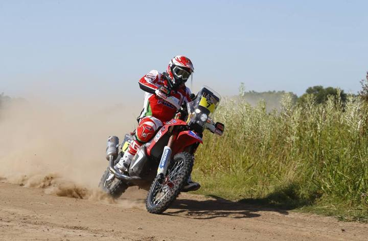 Dakar update: Route changes mean Peru is in, Chile is out.