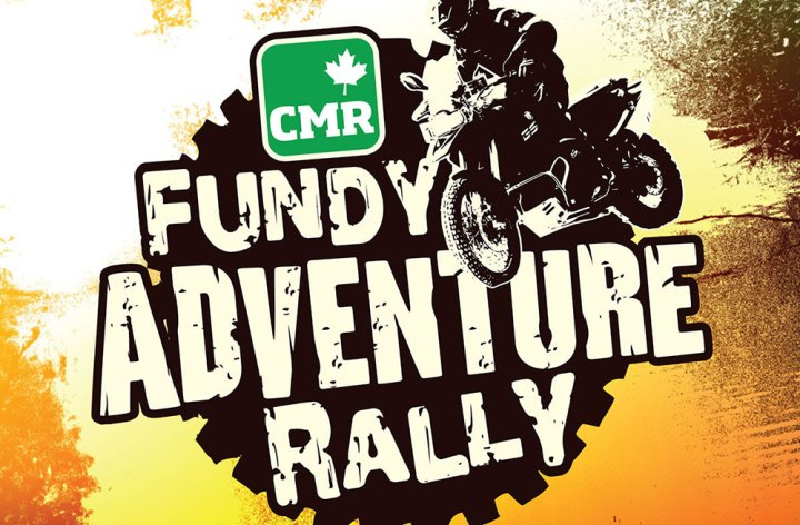 Fundy Adventure Rally – Rider reg opens today