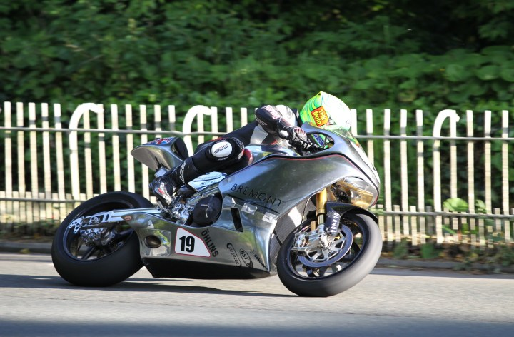 Norton will race 2015 IOMTT