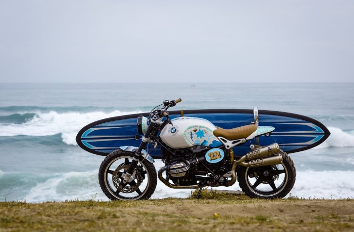 """Coming attractions: BMW scrambler """"Concept Path 22"""" unveiled in Europe"""