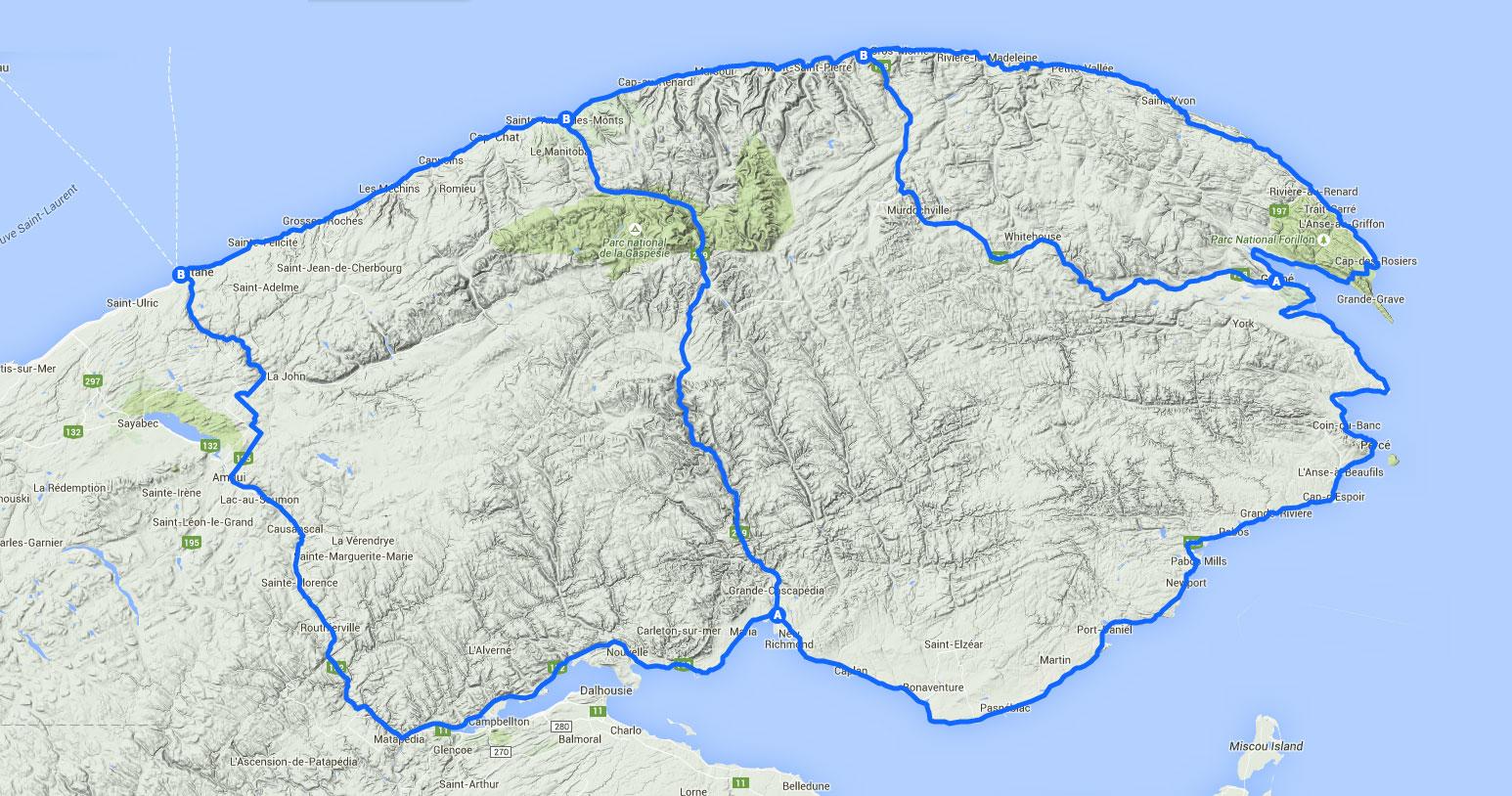 google maps how to avoid gravel roads