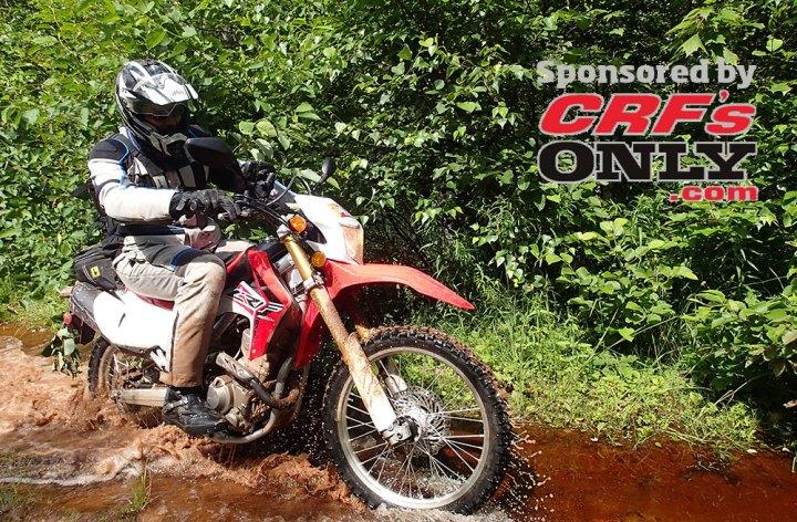 Long termer: Honda CRF250L – dirty
