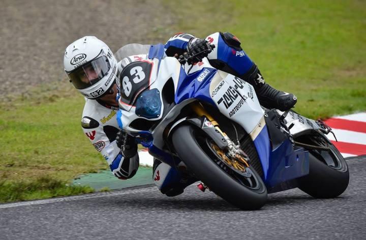 Canadian racer Dan Kruger badly injured in Suzuka crash
