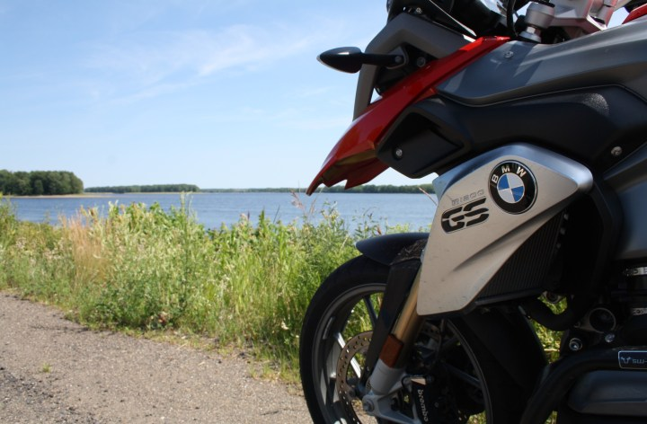 CMG Life: My Commute with the big GS