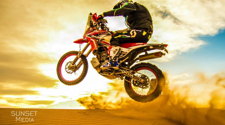 Canadian abroad: Patrick Trahan racing Asia Cross Country Rally this week