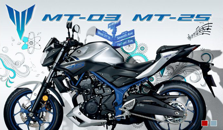 Confirmed: Yamaha MT-03 (FZ-03 in our market) is a go