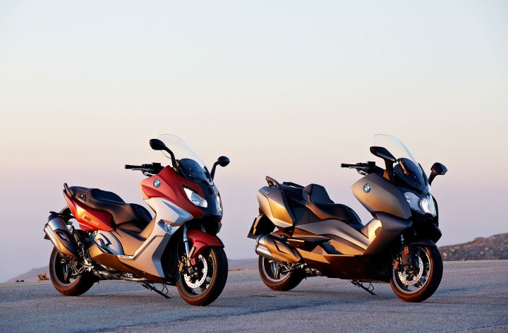 BMW updates scooter lineup