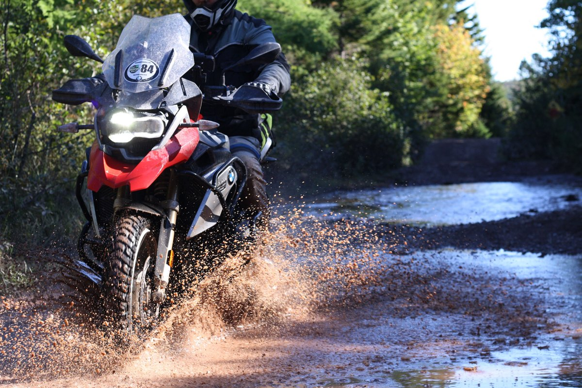 Long Termer: BMW R1200GS IV, dirt prep
