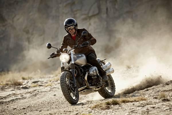 EICMA: BMW R nine T Scrambler details